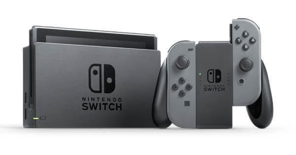 任天堂 Nintendo Switch 熱血同捆組