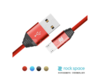 Rock Space M5 金屬編織線 [Type C/Micro USB] | 五大電信4G資費方案
