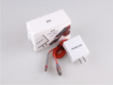 WIZ 5A 4port USB充電器+二合一線材(2條)組