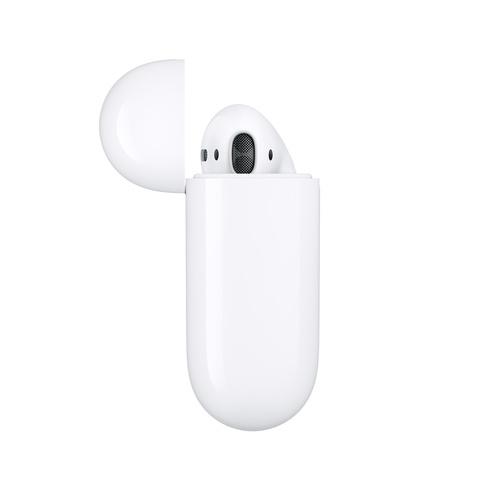 Apple AirPods 搭配無線充電盒(2019 新款)