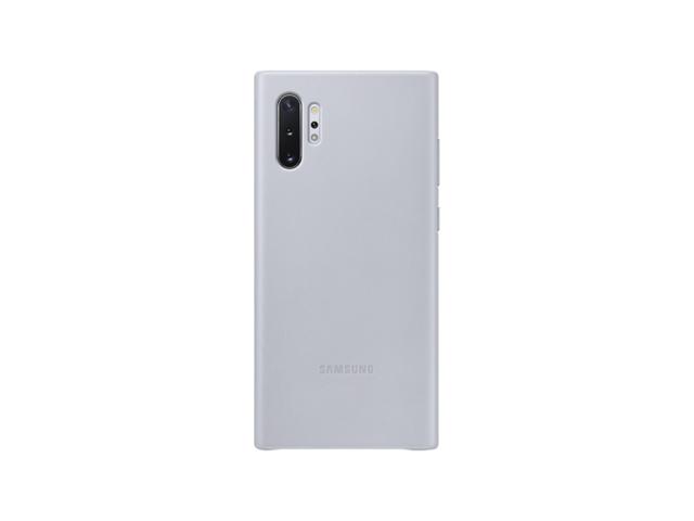 Galaxy Note 10+ 原廠皮革背蓋