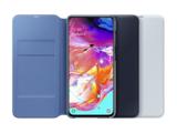 Galaxy A70 原廠翻頁式皮套