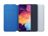Galaxy A50 原廠翻頁式皮套