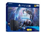 Sony PS4 Pro《魔物獵人:世界 永霜凍土》「主機+遊戲數位下載版」 同捆組