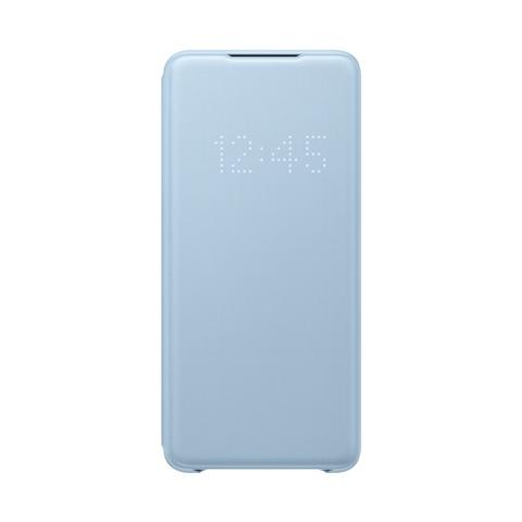 SAMSUNG Galaxy S20 + LED 皮革翻頁套