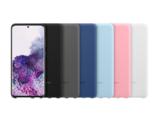 SAMSUNG Galaxy S20 + 原廠薄型背蓋 ( 矽膠材質 )