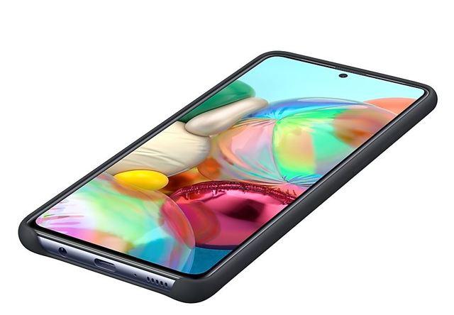 Samsung Galaxy A71 薄型背蓋 ( 矽膠材質 )