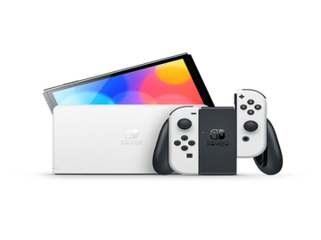 [預購] 任天堂 Nintendo Switch(OLED款式)