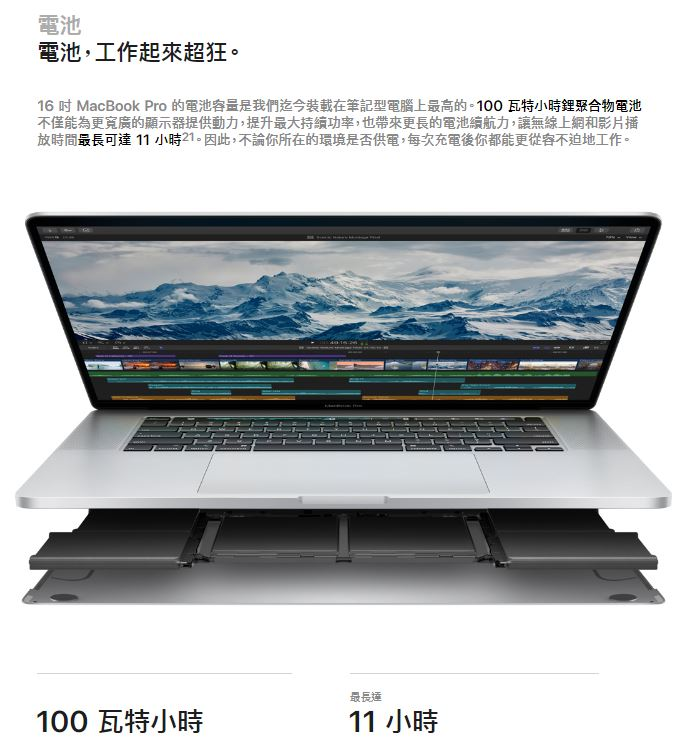 Apple Macbook Pro 16|2.6 GHz / 16GB / 512GB
