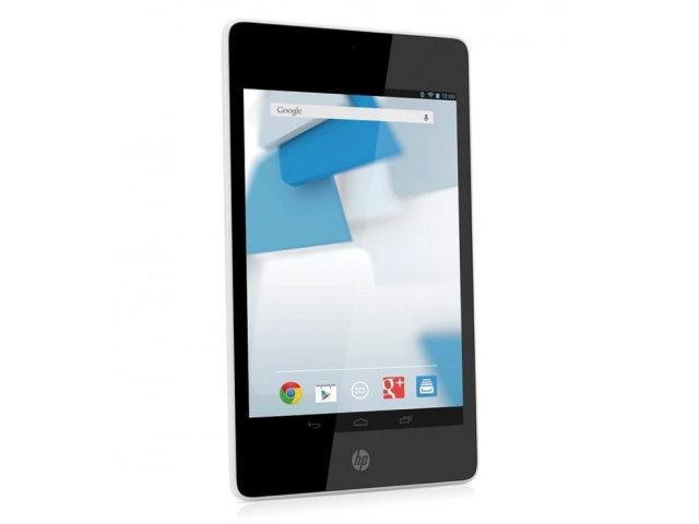8吋Tegra4四核平板HP Slate 8 Pro 獲NCC審驗