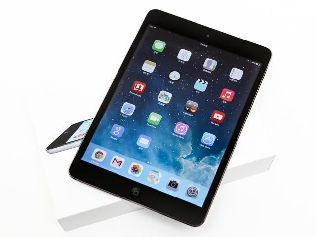 mini雖小,五臟俱全!iPad mini Retina平板實測