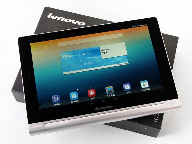 三段變身!有腳的平板Lenovo Yoga Tablet 10