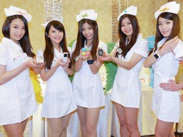 蓋德雲端手機、智慧手錶共5款天使系列穿戴裝置發表