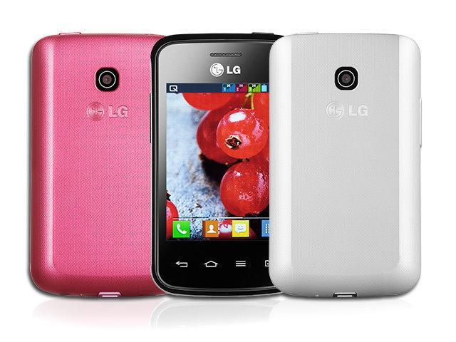 LG Optimus L1 II Tri三卡智慧手機 巴西推出