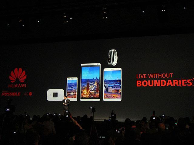 華為Ascend G6、MediaPad X1/M1新機齊發【MWC 2014】