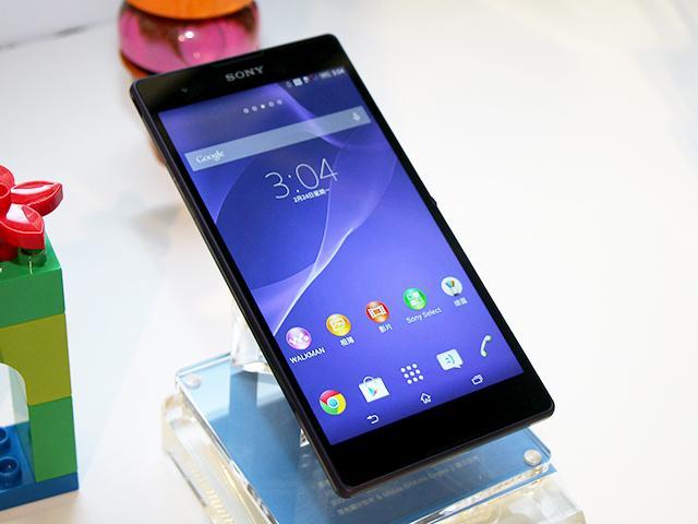 6吋大螢幕LTE智慧機Sony Xperia T2 Ultra直擊