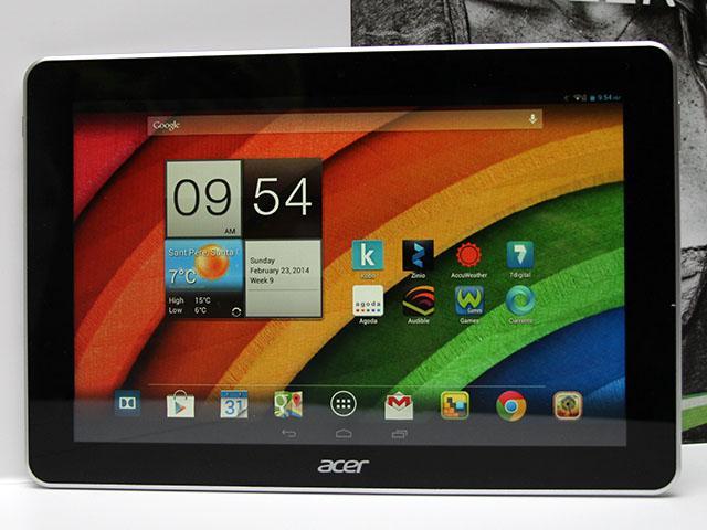 10.1吋四核平板Acer Iconia A3-A11亮相【MWC 2014】