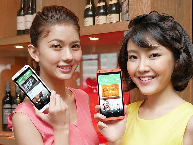 LTE萬元有找 HTC Desire 816、610正式登台