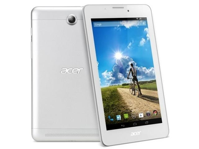 Acer發表7吋安卓平板、10.1吋Win8.1二合一裝置等新品