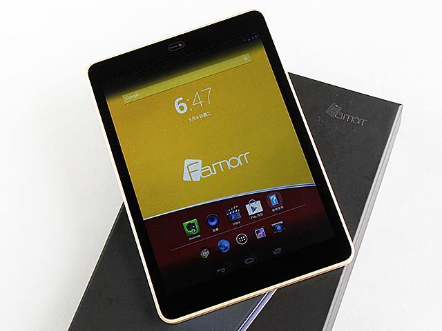 雙鏡面融合金屬質感 INHON Famorr法莫平板