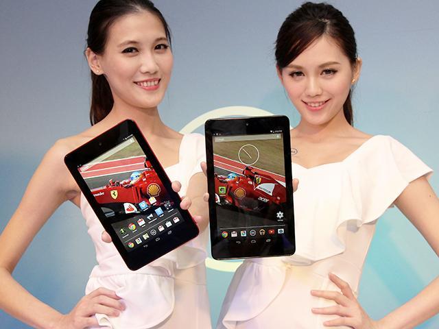 DELL新款Venue 7、8安卓平板 處理器再升級【Computex 2014】
