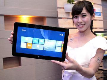 戴爾W8.1平板Venue 11 Pro 外接功能創多變化 【Computex 2014】