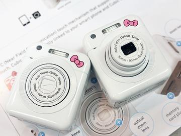 凱蒂貓Cubic Camera上市 登錄加碼送腳架