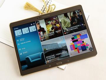 2K高畫質融合超薄機身 三星Tab S 10.5平板實測