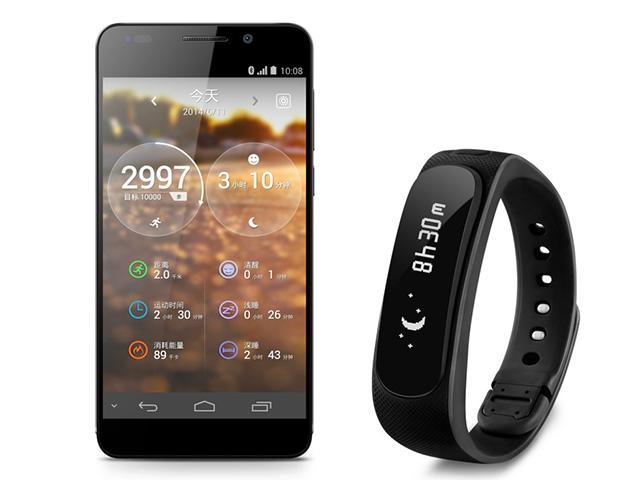 華為八核4G手機honor 6、榮耀手環、路由器發表