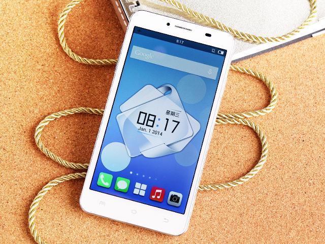 MOBIA雙卡智慧機LINGWIN U1 搭5.5吋螢幕
