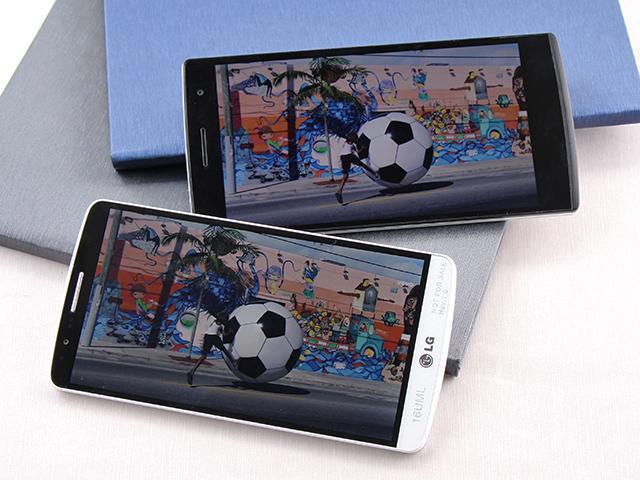 2K螢幕手機誰驚艷?LG G3、OPPO Find 7雙雄比拼