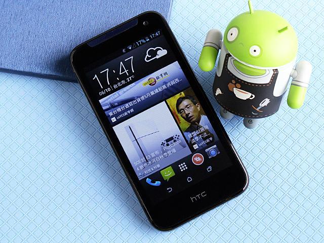 HTC與MTK的初次結合 Desire 310平價四核機