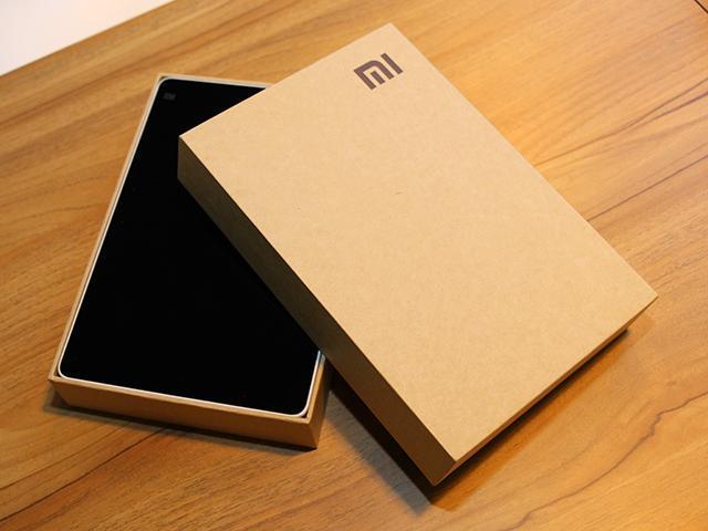 小米平板MI Pad火速開箱!中國市售版跑分實測