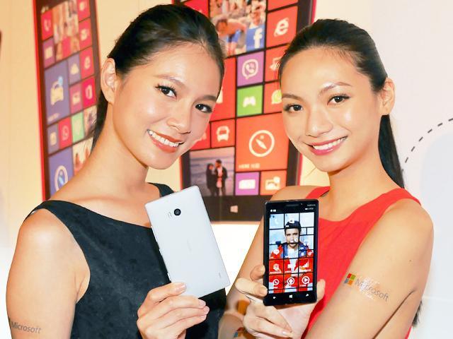 NOKIA Lumia 930登台 單機18900中華獨賣