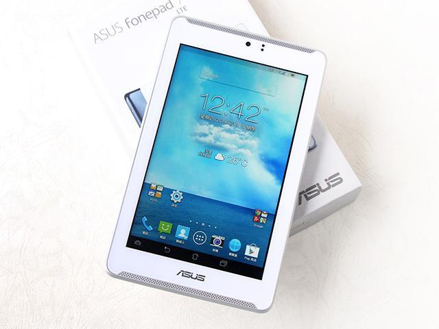 手機平板4G飆網 ASUS Fonepad 7 LTE ME372CL