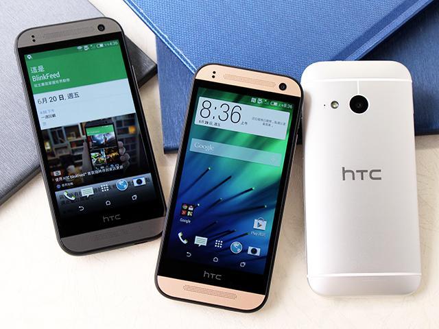親愛的我把M8縮小了!HTC One mini 2實測