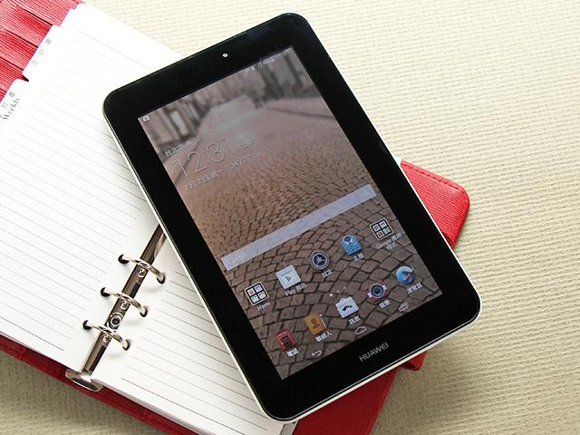 華為3G通話平板MediaPad 7 Youth 2 主打兒童閱讀
