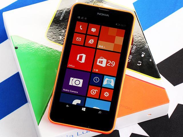 平價4G 多彩有型 NOKIA Lumia 635