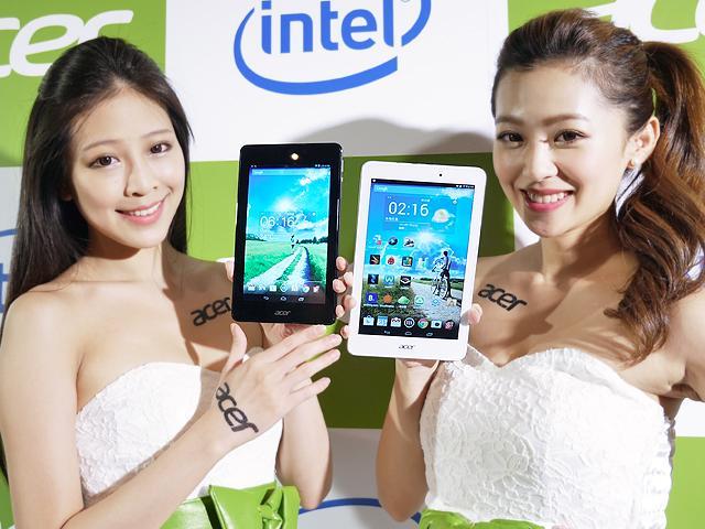 宏碁發表Acer Iconia Tab8平板 同時公布應用展優惠