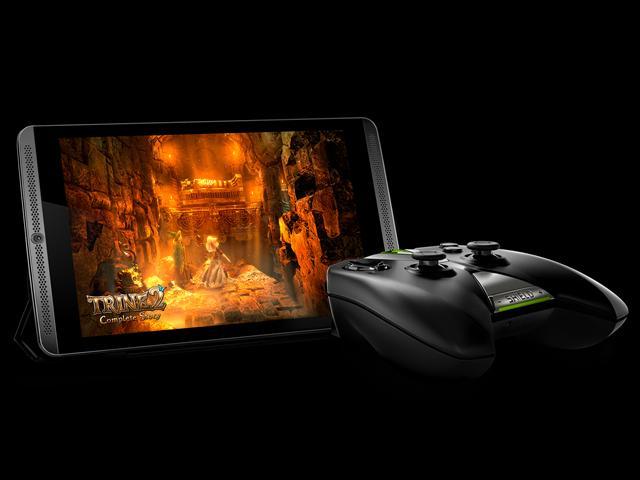 8吋遊戲平板 NVIDIA SHIELD tablet強悍登場