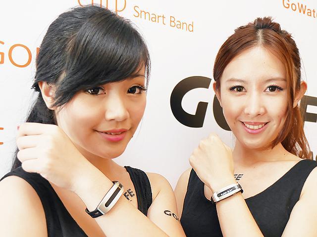 GOLiFE Care智慧手環4千有找 金屬材質、主打健康管家功能
