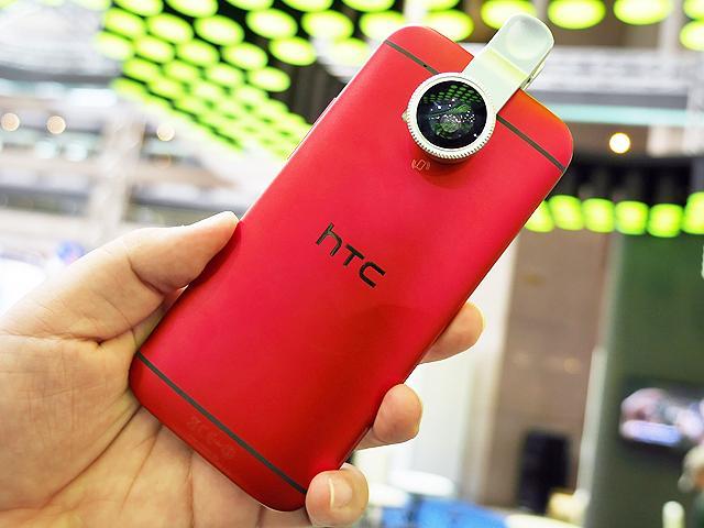 應用展HTC One系列送鏡頭 Desire送16GB記憶卡【2014電腦應用展】