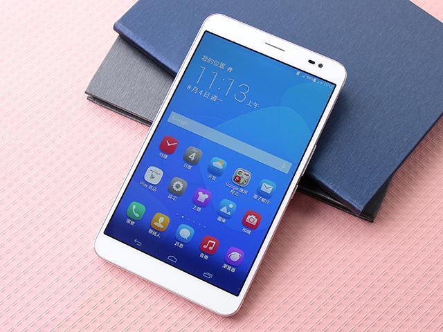 4G可通話平板HUAWEI MediaPad X1 7.0實測