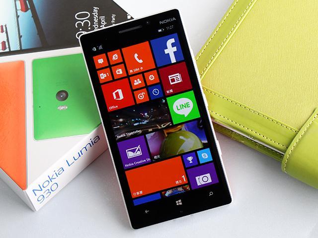 我型、我攝 WP新旗艦 NOKIA Lumia 930