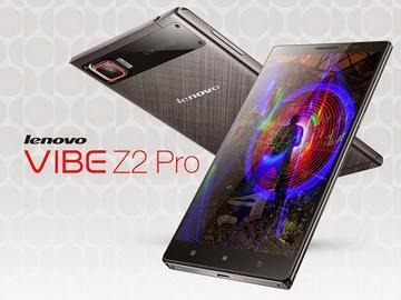 6吋WQHD旗艦機Lenovo VIBE Z2 Pro發表
