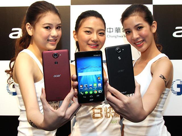 宏碁8快機Liquid X1 中華4G首航月付936、手機0元