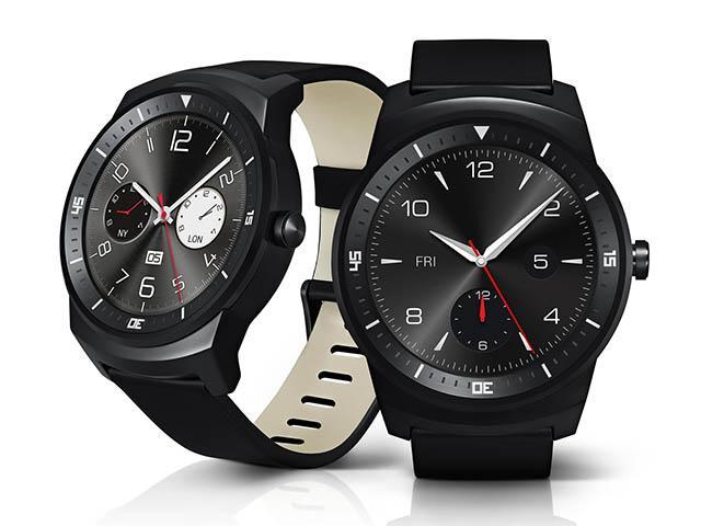 LG G Watch R規格公佈 預計第四季上市