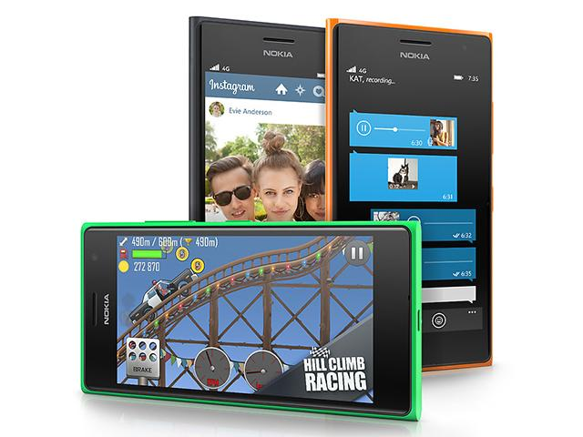 主打自拍的WP8.1智慧機Lumia 735/730發表【IFA 2014】