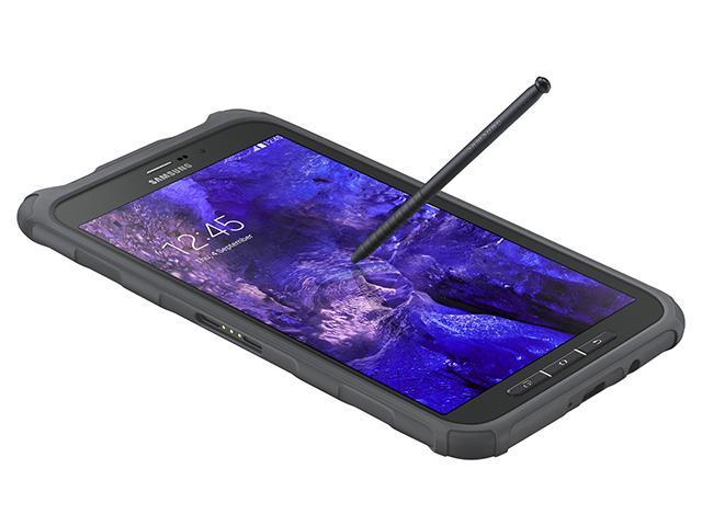 三星推商業用8吋平板GALAXY Tab Active【IFA 2014】