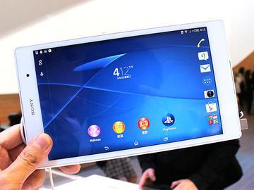 索尼8吋4G輕薄平板Z3 Tablet Compact【IFA 2014】
